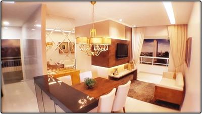 Apartamento Em Plano Diretor Sul, Palmas/to De 66m² 2 Quartos À Venda Por R$ 303.000,00 - Ap95507