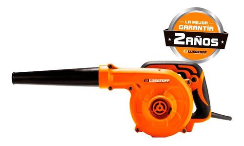Soplador/aspirador Lusqtoff 600 Watts Sal600-8