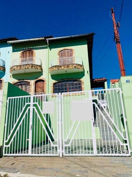Casa Com 3 Dormitórios Para Alugar Por R$ 2.172,00/mês - Vila Rosália - Guarulhos/sp - Ca0325