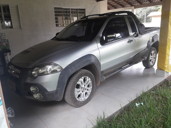 Fiat Strada Adventure Locker 2008 Modelo 2009