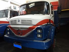Mercedes-benz Mb 1516, Único Dono, Truck, Baú Isolado.