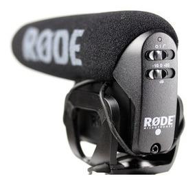 Microfone Rode Videomic Pro Direcional