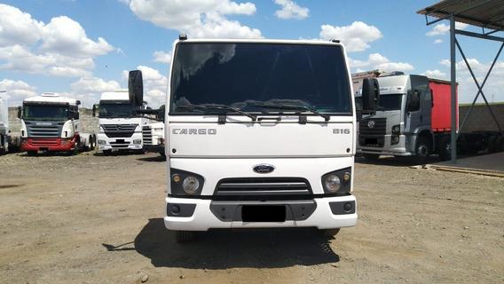 Ford Cargo 816 2013/14 ( 141206km) (6932)