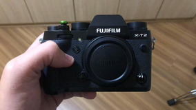 Camera Fujifilm X-t2 - Seminova - Corpo