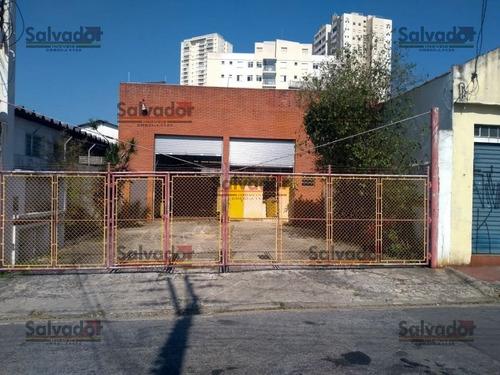 Galpão Na Rua Santa Áurea - Vila Nair - São Paulo - 7962