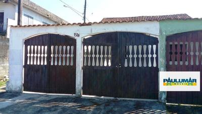Casa Com 1 Dorm, Balneário Itaguai, Mongaguá - R$ 150 Mil, Cod: 828329 - V828329