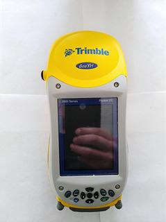 Gps Trimble Geoxh - Usado Geo Xh - Submetrico - Precisión
