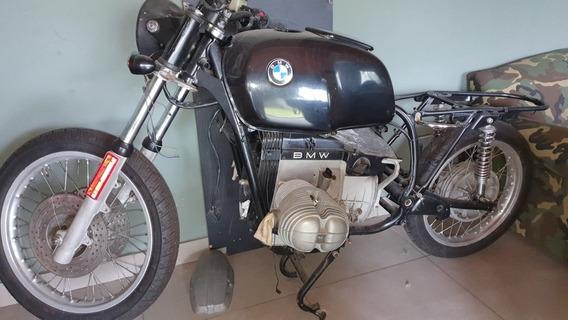 Moto Bmw R100r Año 1984