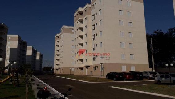 Apartamento Residencial À Venda, Nova Pompéia, Piracicaba. - Ap0543