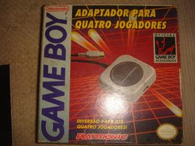 Adaptador Quatro Jogadores Para Game Boy Novo Original