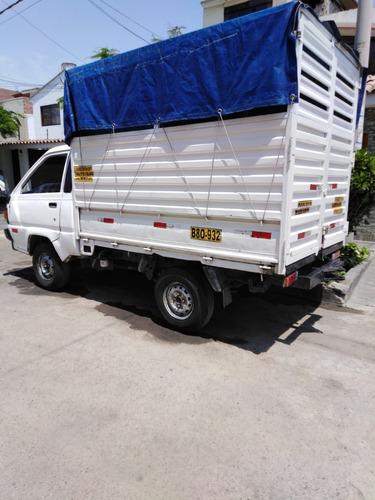 Ocasion Camioncito Toyota Lite Ace 1988 Diesel Motor 1c Ok.