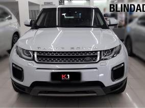 Land Rover Evoque 2.0 Si4 Se 5p 2016 Branca Blindado