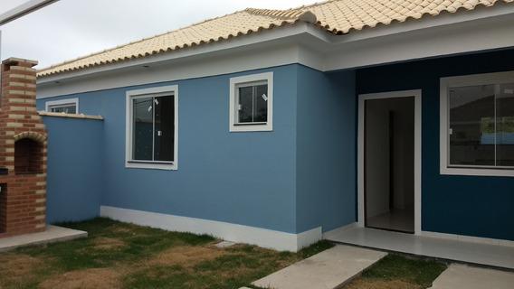 Casa Em Itaipuaçu Com 2 Quartos E Churrasqueira - 500