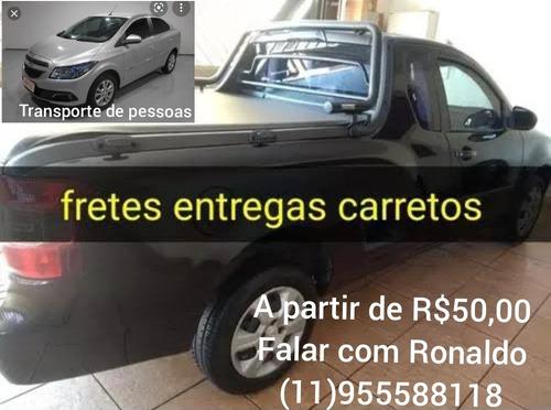 Fretes Várzea E Região A Partir De R$50,00
