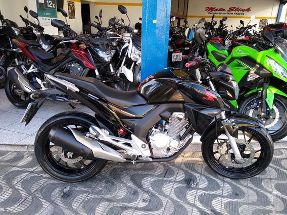 Honda Cb Twister 250 2016 Moto Slink