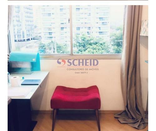 Venda Apartamento - Alto Boa Vista  - Mr75512