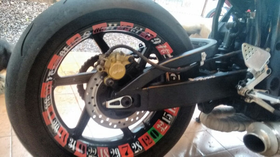 Adesivo Roleta Roda Carro Cb Moto Honda Ratlook Fusca