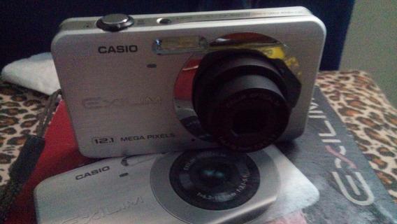 Camera Digital Cassio Ex - Z90 De 12.1 Mega Pixels