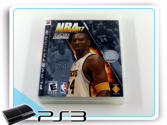 Ps3 Nba 07 Original Playstation 3