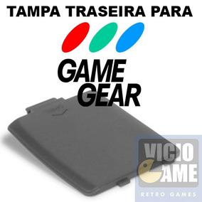 Tampa Traseira Para Sega Game Gear (nova!)