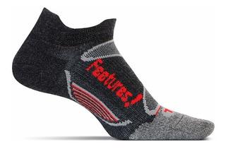 Medias Feetures Merino + Ultra Light No Show Tab Running