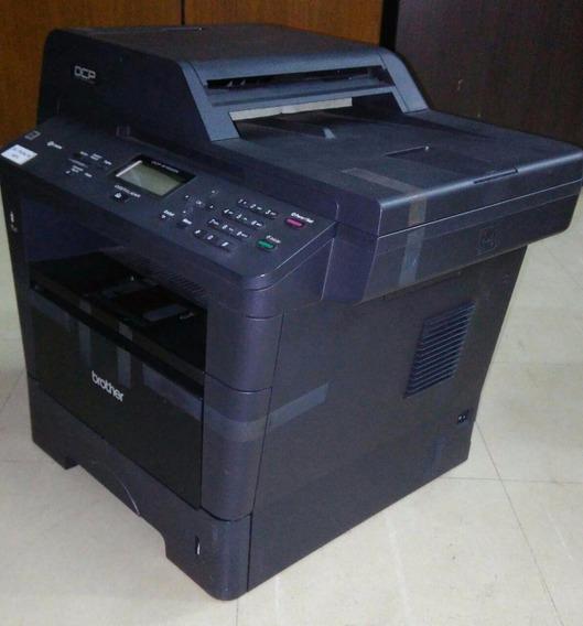 Impressora Brother Dcp-8152dn Usada.