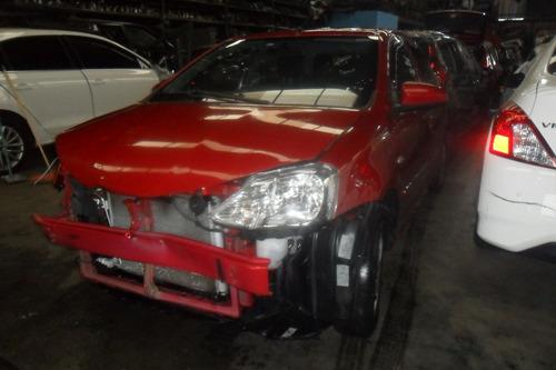 Imagem 1 de 14 de Sucata Toyota Etios 1.3 16v Flex 2014 Para Retirar Peças