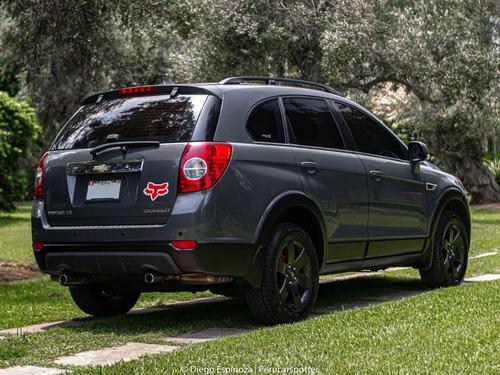 Chevrolet Captiva Ls 2011  Pita  !