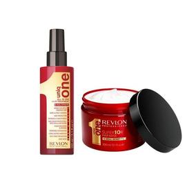 Kit Uniq One Revlon 150ml + Mascara Uniq One Revlon 300ml
