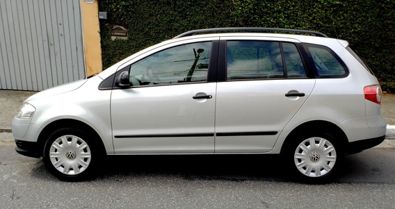 Volkswagen Spacefox 1.6 Plus Total Flex 5p 2008