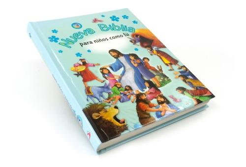 Nueva Biblia Para Niños Como Tú