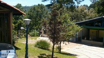 Sítio / Chácara A Venda Em Santana De Parnaíba, Vila Velha Alphaville, 2 Dormitórios, 2 Suítes, 2 Banheiros, 6 Vagas - 1000564