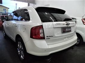 Ford Edge Limited 3.5 V6 Awd 2013 Completíssima Único Dono!