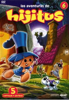 Las Aventuras De Hijitus Vol.6 ( García Ferré ) Dvd Original