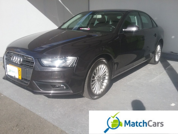 Audi A4 1.8 Tfsi Ambition Mecánico