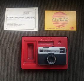 Câmera Kodak Instamatic 54 - X Antiga