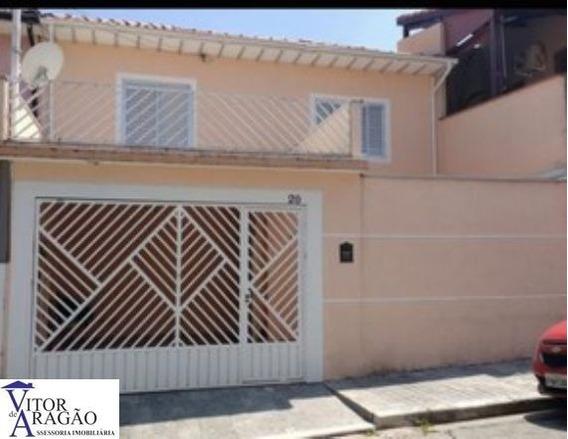 20096 - Sobrado 2 Dorms, Vila Mazzei - São Paulo/sp - 20096