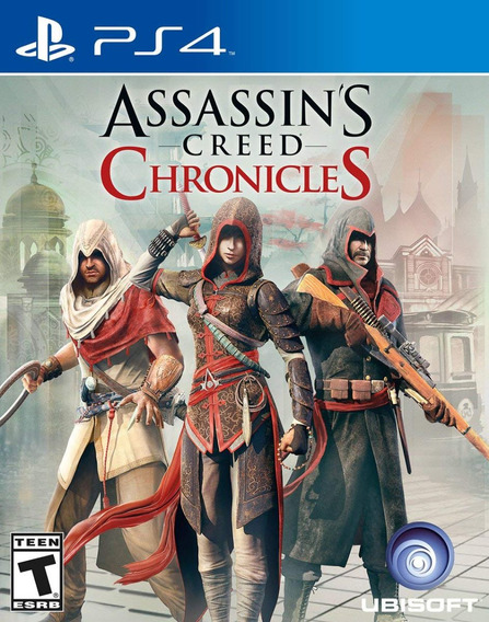 Assassins Creed Chronicles Español Ps4 Nuevo