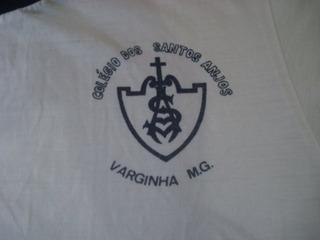 Colégio Santos Anjos - Uniforme