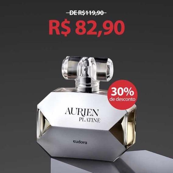 Perfume Aurien Platine Colonia Eudora