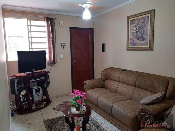 Apartamento No Parque Dourado - Cód. De Referência: 7189 - V7189