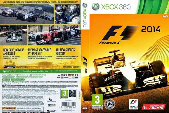 F1 Formula 1 2014 Desbloqueado Lt 3