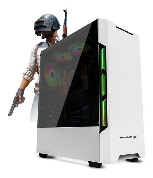 Pc Gamer Neologic Nli81334 I5-7400 8gb (rx580 8gb) Ssd 240gb