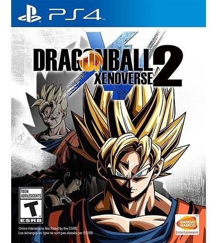 ..:: Dragon Ball: Xenoverse 2 ::.. Para Ps4 En Game Center