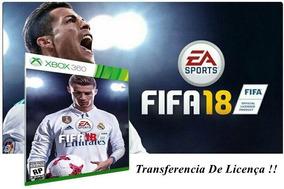Fifa 18 Xbox 360 ( Midia Digital )