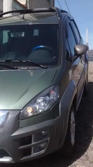 Fiat Idea 1.8 16v Adventure Flex 5p 2014