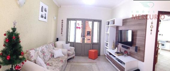 Casa Residencial À Venda, Centro, Piratininga. - Ca1726
