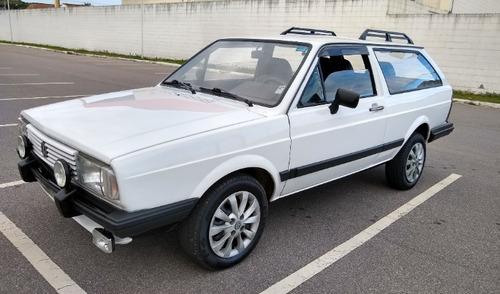 Imagem 1 de 10 de Volkswagen Parati Parati S