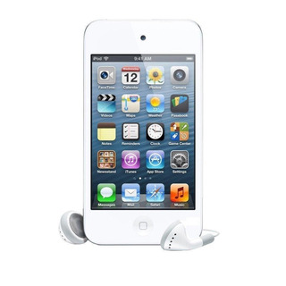 White For Apple iPod Touch 8gb (4th Generation) With Box Pac