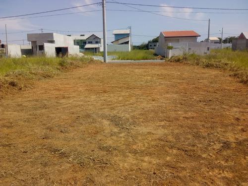 Terreno À Venda - Parque Do Museu - Caçapava/sp